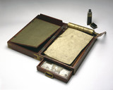 Portable copying apparatus, c 1800.