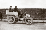 C S Rolls' car at the Gordon Bennett Trophy Race, Athy, Ireland, 1903.