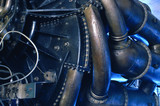 Gloster-Whittle E 28/39 jet aircaft engine, 1941-1944.