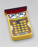 'Little Profesor' electronic calculator, 1980.