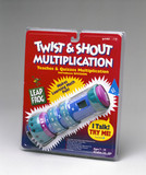 'Twist and Shout Multliplication' toy, 1999-2000.