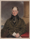 Christopher Tennant, English MP and entrepreneur, c 1830.