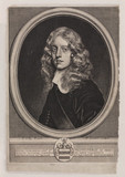 Sir Samuel Morland, English diplomatist, mathematician and inventor, c 1660.