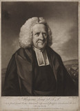 Roger Long, English divine and astronomer, 1769.