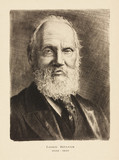Lord Kelvin, Scottish engineer, mathematician and physicist, c 1900.