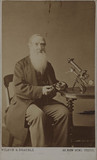 Charles Brooke, British surgeon and inventor, c 1870s.