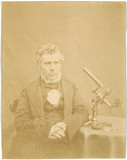 Andrew Pritchard, English optician, c 1850s.