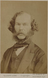 George Henry Lewes, English writer and philosopher, c 1865-1878.