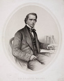 Sir Charles Tilston Bright, telegraph engineer, 1858.