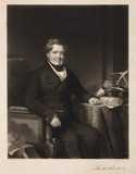 John Heathcoat, English inventor, mid 19th century.