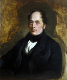 Samuel Clegg, English inventor, 1840.