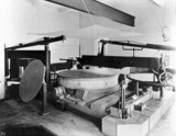 Grinding and polishing machine for the Hooker Telescope mirror, 1910-1916.