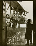 Handley Page HP42 at Croydon Airport, 1930s.