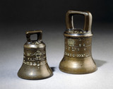 Bronze weights, 16th century.