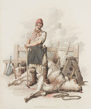 'The Slaughterman', 1804.