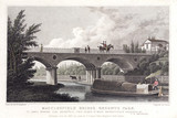 'Macclesfield Bridge, Regent's Park', London, 1827.
