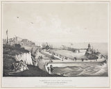 'Ramsgate Pier and Harbour', Kent, c 1750.
