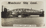 'Manchester Ship Canal, Trafford Road Swing Bridge', Manchester, 1900s