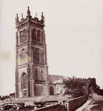 A church, South Wales, 1880-1895.