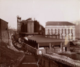 Victoria Blast Furnaces, South Wales, 1880-1895.