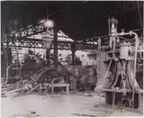 Big Mill Steel Works, South Wales, 1880-1895.