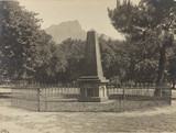 Herschel's Monument, Feldhausen, Claremont, South Africa, 1909.