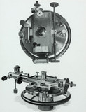 The filar micrometer of the Yerkes refracting telescope, 1915.