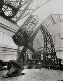 36 inch reflecting telescope, Newcastle upon Tyne, 1933.