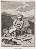 Carpenter, India, 1774-1781.