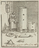 Oven for preparing the liquid used to extract silver from gold, 1580.