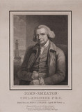 John Smeaton, English mechanical and civil engineer, c 1780s.