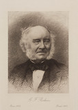 George Fowler Perkin, builder, father of Sir William Henry Perkin, 1867.
