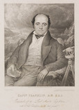Sir John Franklin, English explorer, 1824.