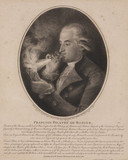 Jean-Francois Pilatre de Rozier, French physicist, mid to late 18th century.