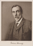 Sir William Ramsay, Scottish chemist, c 1910-1920.