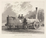 'Northumbrian', steam locomotive, 1830.