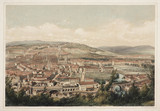 "'Bath from Beechen Cliff""', 1841."