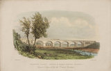'Wolverton Viaduct, London and North-Western Railway', 1851.