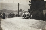 12 hp Talbot competing in a motoring trial, Yorkshire, 1913.