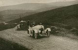 Fiat racing car, Waddington Fells, Lancashire, c 1912.