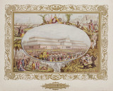 'The Crystal Palace', 1851.