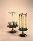 Electrical chimes and fulminating tubes, 1780s.