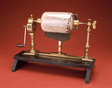 Electrical machine, c 1762. This electrical