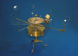 Drum model orrery, 1813-1822.