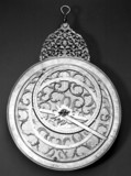 Hindu astrolabe commisioned at Jaipur, India, 1836.