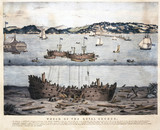 'Wreck of the Royal George', 1845.