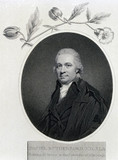 Daniel Rutherford, Scottish chemist and botanist, early 19th century.