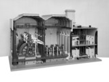 Ferranti's planned Deptford Central electricity supply station, 1891.