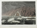 'Expedition Doubling Cape Barrow', Canada, 25 July 1821.