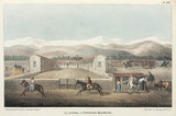 'Hacienda or Country Mansion', Chile, 1820-1821.